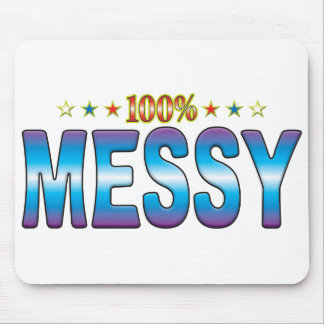 Messy Star Tag v2 Mouse Mats