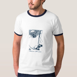 Mestre Bimba ringer T-Shirt