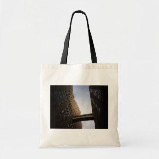 Met Life Tower Bridge, New York City Budget Tote Bag