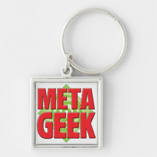 Meta Geek v2 Key Ring