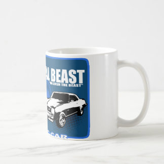 "Metal Beast ""Unleash The Beast"" Coffee Mugs"