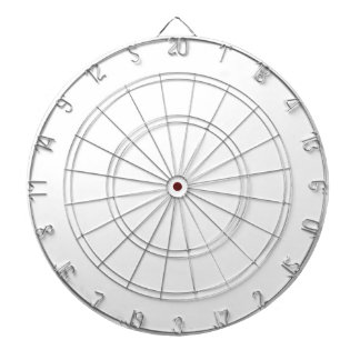 "METAL CAGE DARTBOARD CUSTOM IMAGE 17.5"""