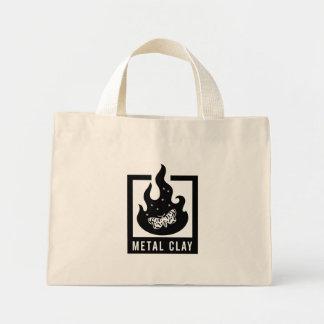 Metal Clay Bag