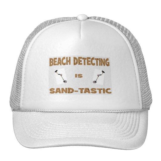 Metal Detecting Cap