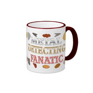 Metal Detecting Fanatic Mug