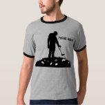 Metal Detecting - Foiled Again - T-Shirt