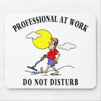 Metal Detecting Gifts Mouse Pad