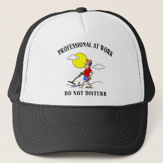 Metal Detecting Gifts Trucker Hat