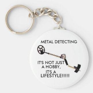 Metal Detector Key Ring