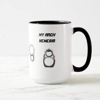 Metal Detectors Arch Nemesis Pull Tab Mug