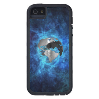 Metal Earth Globe iPhone 5 Covers
