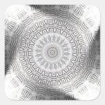 METAL Element Kaleido Pattern Stickers