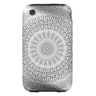 METAL Element Kaleido Pattern Tough iPhone 3 Case