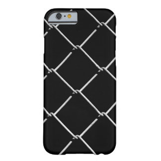 Metal Fence Barely There iPhone 6 Case