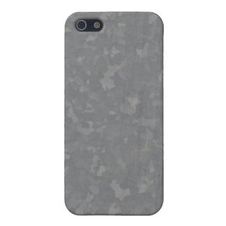 Metal Galvonised 01 Cases For iPhone 5