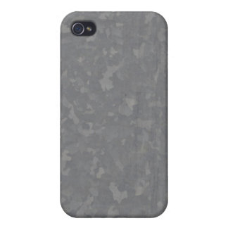 Metal Galvonised 01 iPhone 4 Cases