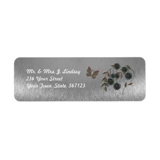 Metal Garden Labels