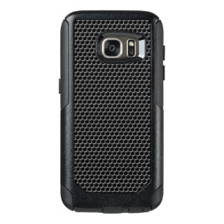 Metal grid pattern - background OtterBox samsung galaxy s7 case