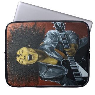 Metal Guru/Golden Boy - Computer Tablet Sleeve