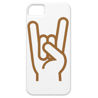 Metal Hand iPhone 5 Case