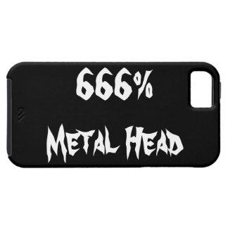Metal Head iPhone 5 Covers
