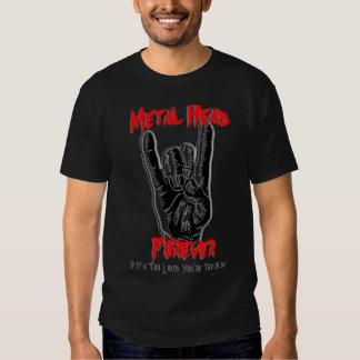 Metal Head Forever T-Shirt