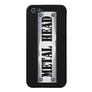 Metal Head iPhone 5/5S Covers