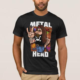 Metal Head Men's T-Shirt