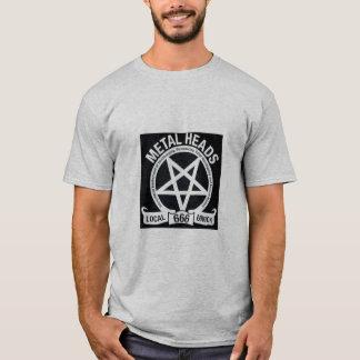 metal heads union 666 T-Shirt