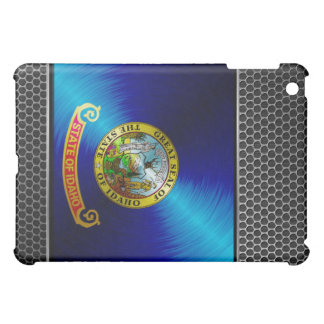 Metal Idaho Flag Case For The iPad Mini