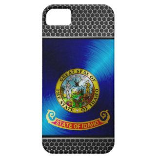 Metal Idaho Flag iPhone 5 Covers
