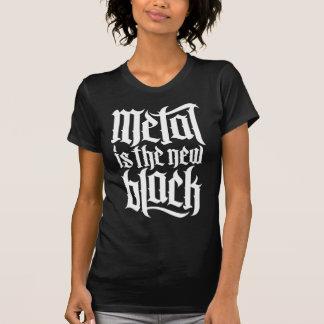 Metal is the new black No.2 (white) Tshirt