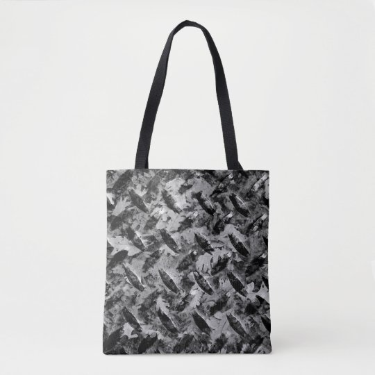 Metal & Leaves Unisex Tote