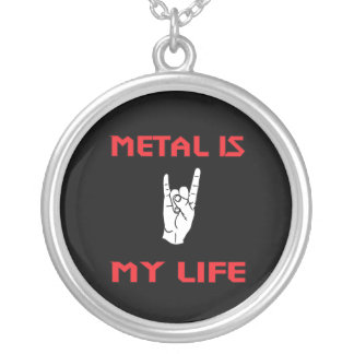 Metal Life Necklace