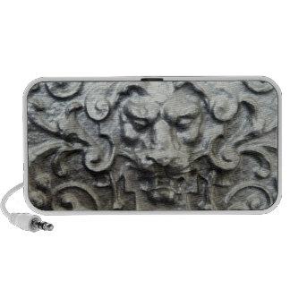 Metal Lion Travel Speaker