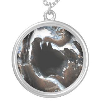 Metal Love Damaged 1  Necklace