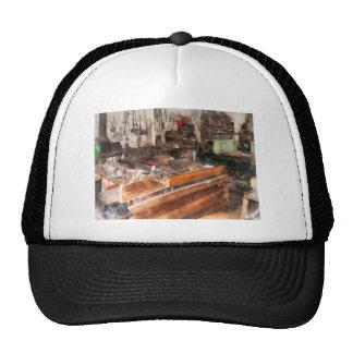 Metal Machine Shop Cap