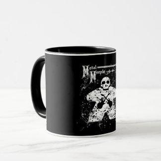 Metal Meeple Mug