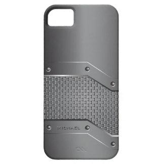 Metal Metallic Style iPhone 5 Case