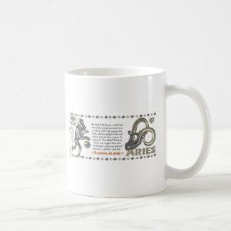 Metal Monkey zodiac born Aries 1980 Coffee Mug