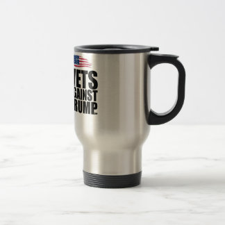Metal Mug - Vets Against Trump
