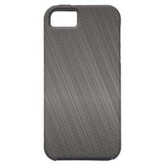 Metal Pattern Tough iPhone 5 Case