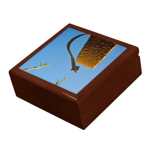 Metal & Petal Keepsake Boxes