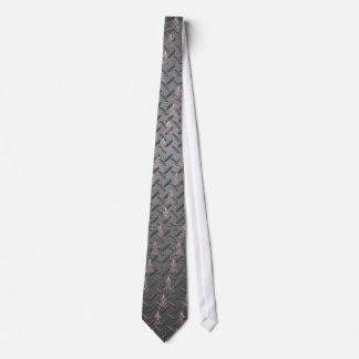 Metal Pinstriping Tie