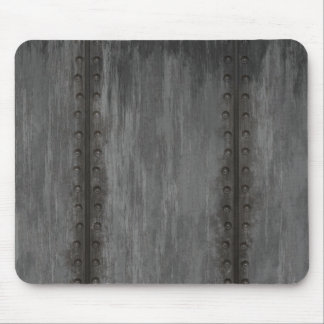 metal plate mouse pad