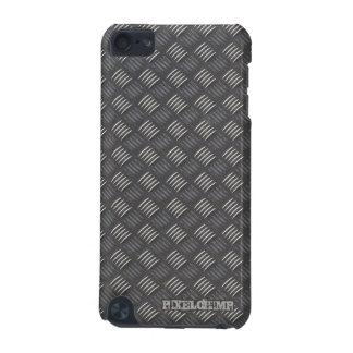 Metal Plate Steel 01 iPod Touch (5th Generation) Cover