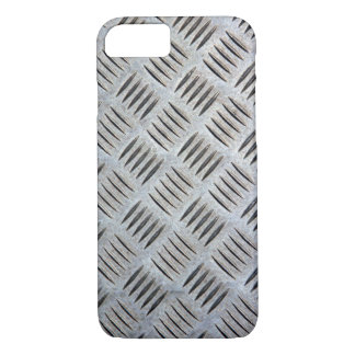 Metal Plate Texture iPhone 8/7 Case