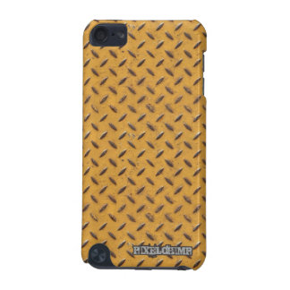 Metal Plate Yellow 01 iPod Touch 5G Case