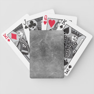 """Metal"" Playing Cards"
