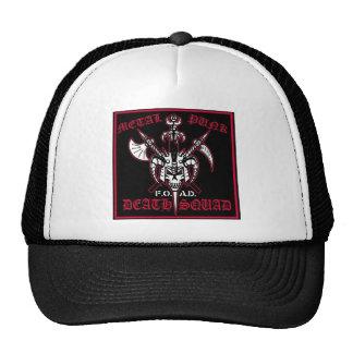 METAL PUNK DEATH SQUAD CAP